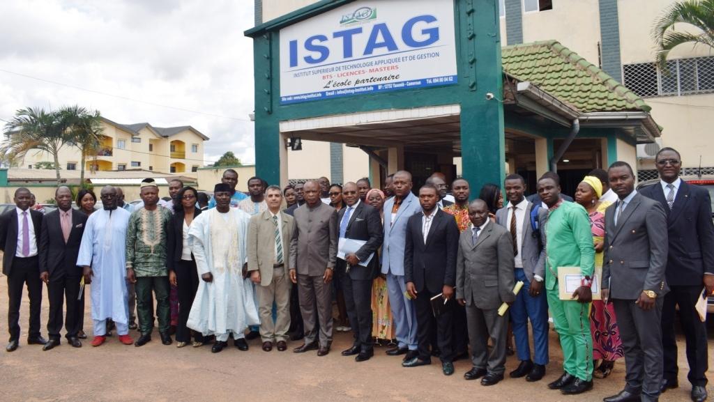 Année académique 2019-2020 : l'ISTAG en phase avec son personnel enseignant