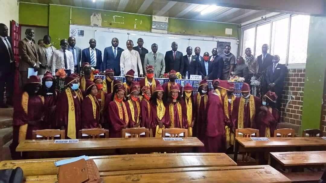 L'IU des Tropiques honoré par le Recteur de l'Université de Douala