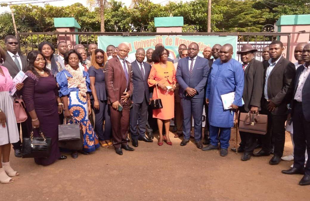 L'Institut Universitaire des Tropiques accueille le 4ème Forum Université de Ngaoundéré/IPES